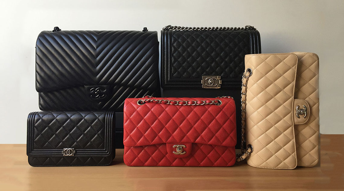 Designer Handbags Chanel Handbags Buy Sell Trade