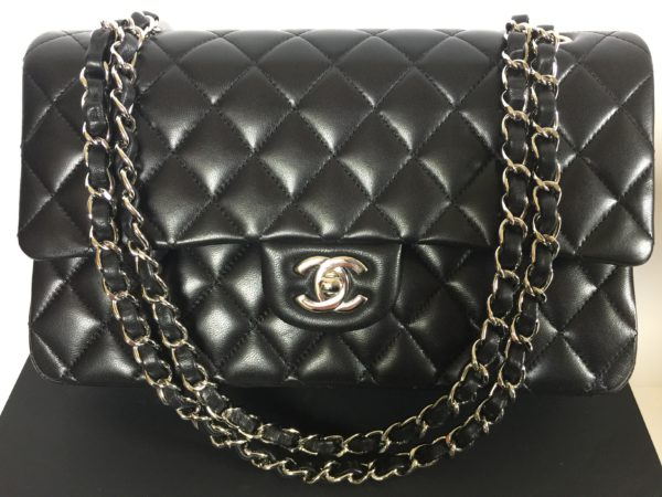 Chanel Timeless Classic Double Flap Bag Medium Large Img 1325 1320 1278