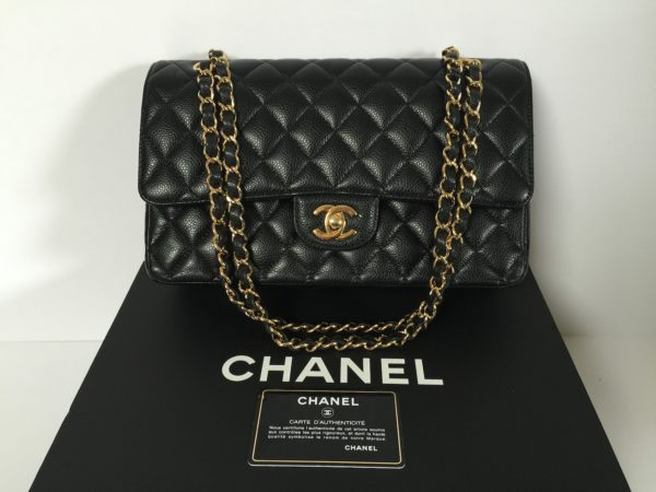 9be13c024dd4 Chanel Timeless Medium-Large Double Flap Bag -