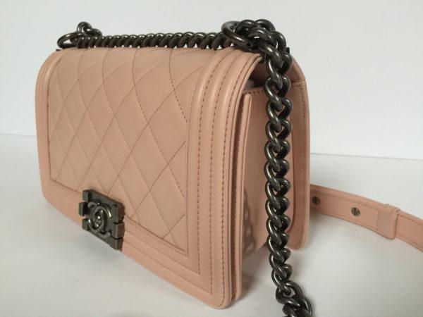b05e89f5eb4 Chanel Boy Bag Powder Pink Medium. IMG 6837. IMG 6838. IMG 6816. IMG 6819.  IMG 6817