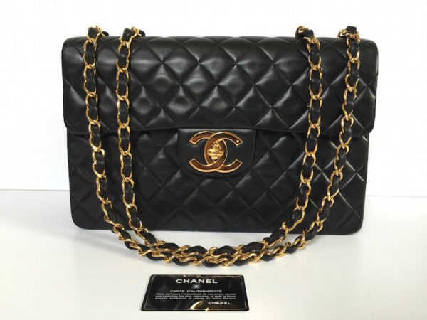 07ee395d21b5 Chanel Timeless Maxi Jumbo Vintage - NEVER WORN !! -