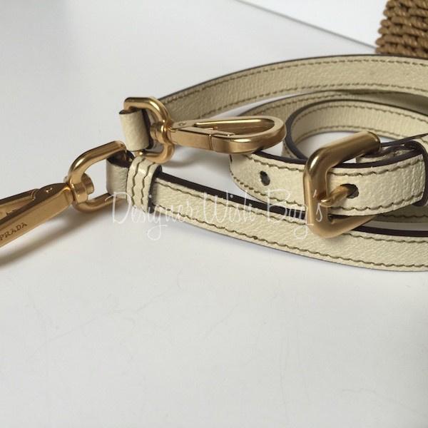 Prada Corda Handbag -