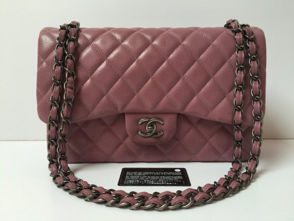 Brand New Chanel Timeless Jumbo Handbag