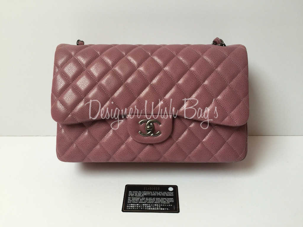 0c0f7bcb401c Brand New Chanel Timeless Jumbo Handbag