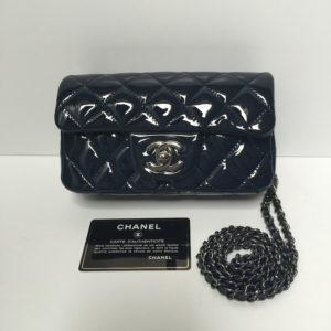 Chanel handbags Mini Bag Blue