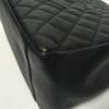 Black Chanel handbag GST Bag