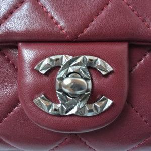 Chanel Mini Handbag Burgundy handbags chanel handbags