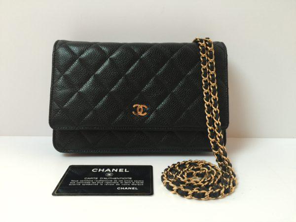 f89c595b9448 Chanel WOC Black Caviar Leather. IMG_1489. IMG_1492. IMG_1471