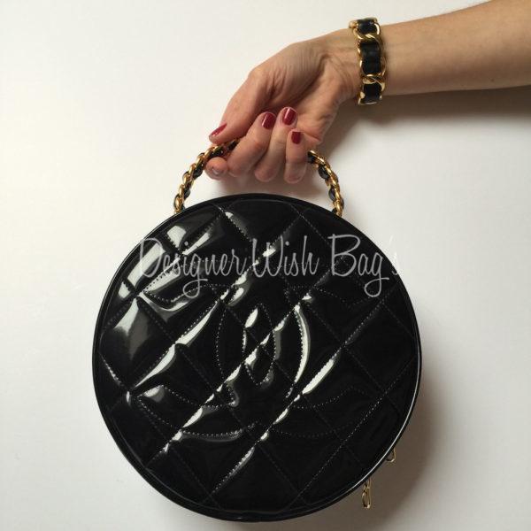 a12355b47dea Rare Chanel Vintage Round Bag. IMG_2360. IMG_2361. IMG_2379