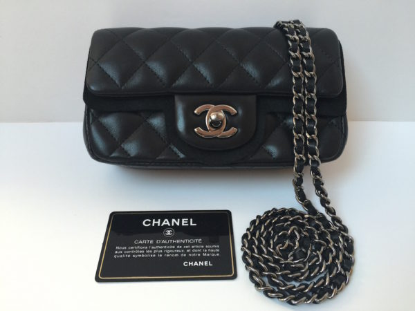 Chanel Extra Mini Black As New Img 3640 3642 3614