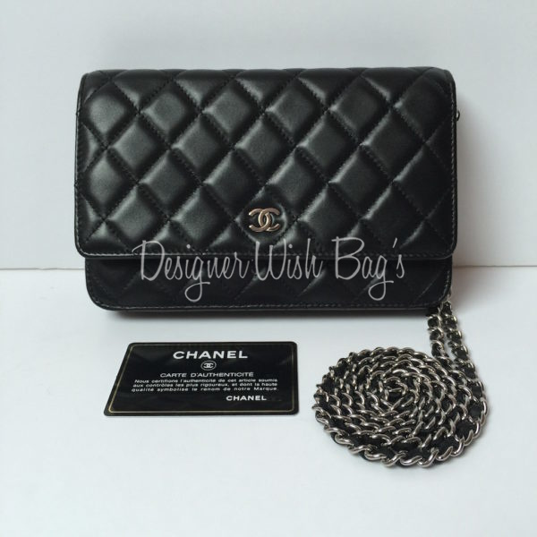 d59f521486a2 Chanel WOC Black with Silver. IMG_4400. IMG_4414. IMG_4389