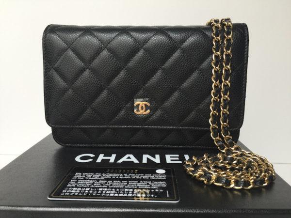 7e49b652c77b Chanel WOC Timeless Black Caviar – Brand New! IMG_7253. IMG_7254. IMG_7234
