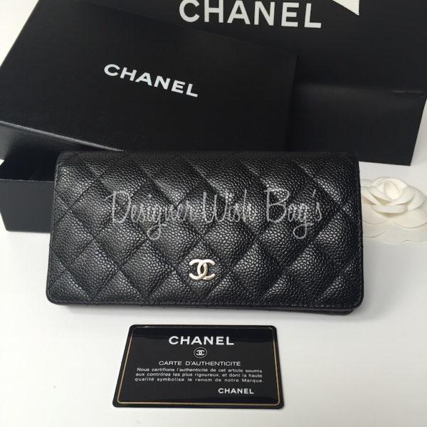 66d17bef2880 Chanel Wallet Black Caviar. IMG 0022. IMG 0021. IMG 0002