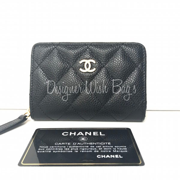 2858385813f4 Chanel Small Wallet Black Caviar – New! IMG_1597. IMG_1582. IMG_1584