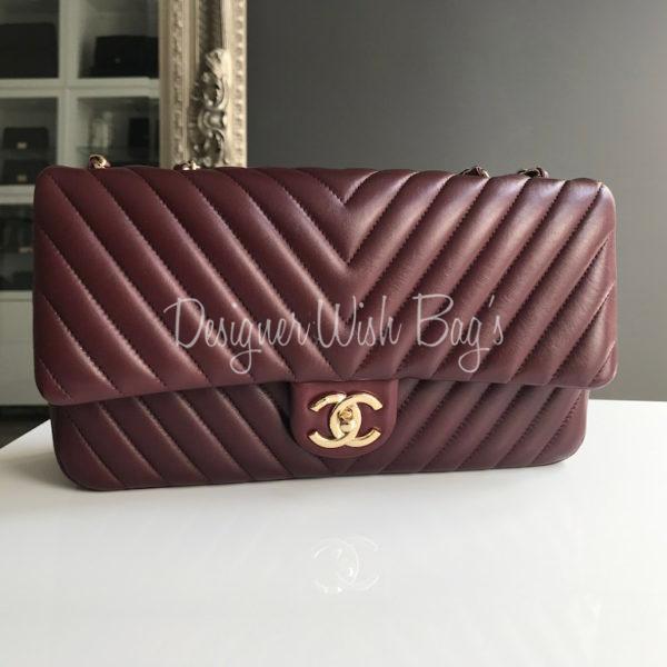 a6fa62369c33 Chanel Classic Chevron Burgundy. img_2133. IMG_1322. IMG_8644