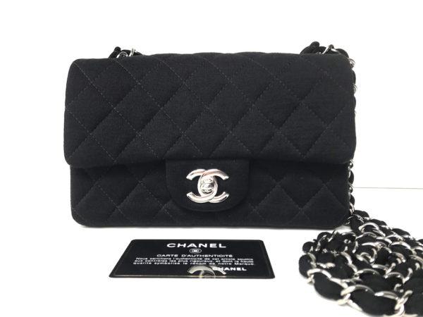 a8473cbde13 Chanel Timeless Mini Jersey -