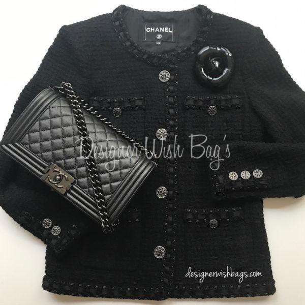 0df8bfcc92e1dd Chanel Little Black Jacket – NEW! IMG_6222. IMG_6077. IMG_6093
