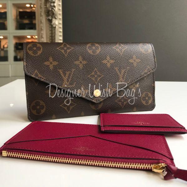 4f26e5f47de6 Louis Vuitton Jeanne Wallet Fuchsia. IMG 8447. IMG 8429. IMG 8563