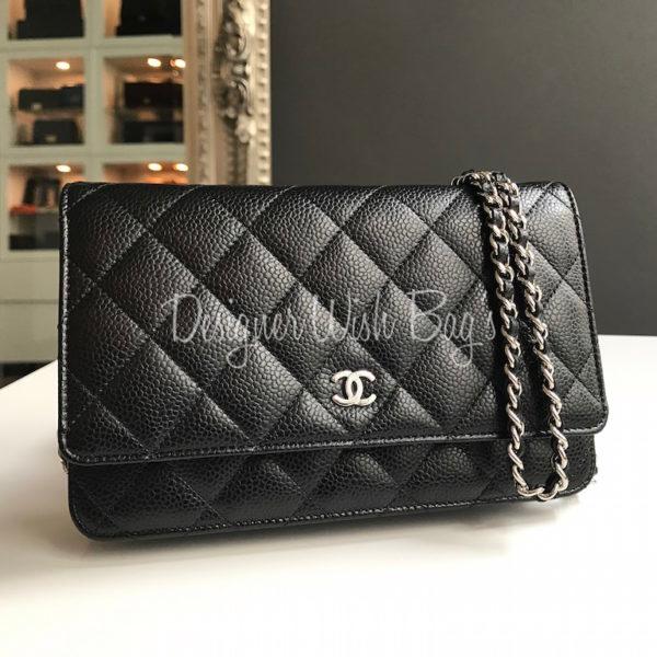 0cbf6f5a480088 Chanel WOC Black Caviar SHW. IMG_8548. IMG_8549. IMG_8567