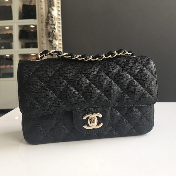 Chanel Mini Black Caviar Rectangular. IMG 0834. IMG 0810. IMG 0911 4fb70519b07a9