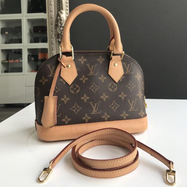c6b0929deca0 Louis Vuitton Alma BB Monogram. IMG 1323. IMG 1325. IMG 1377