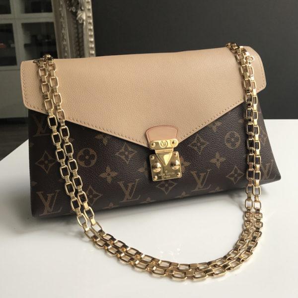 2ff2d3e7db6c Louis Vuitton Pallas Chain Bag. IMG 2034. IMG 2014. IMG 1920 (1)