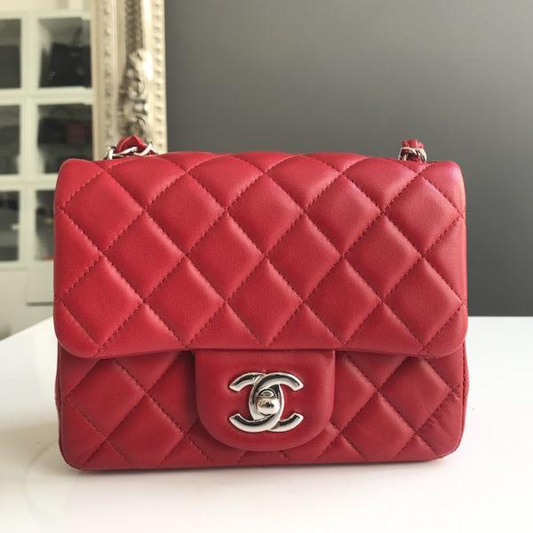 Chanel Mini Red Lipstick Img 9964 9941 9938