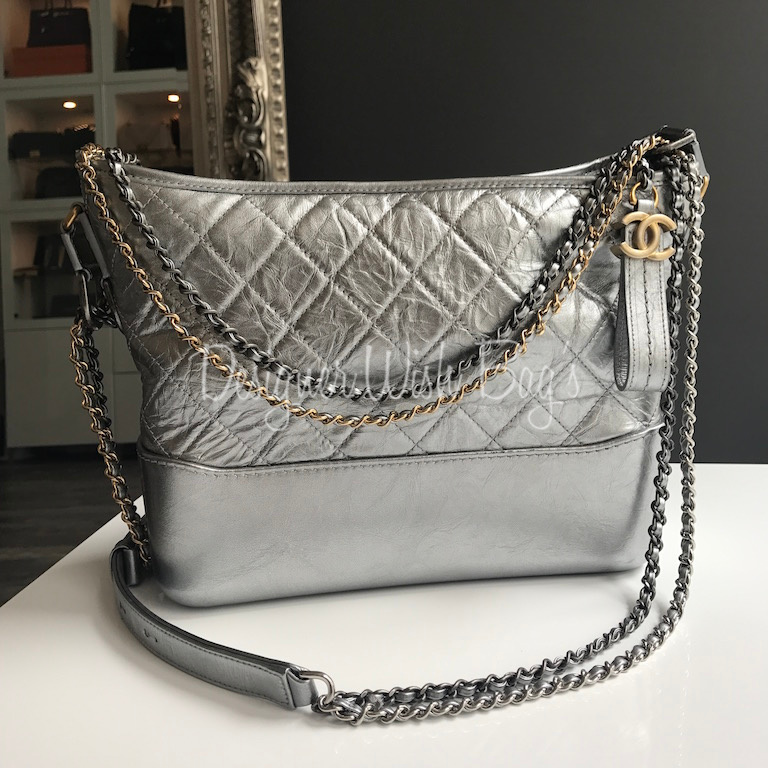 chanel gabrielle medium bag new