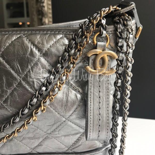 e6aec33b4fefb0 Chanel Gabrielle Medium Bag- New! -
