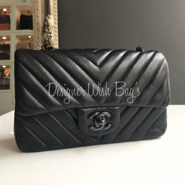 ac7a784548fd53 Chanel Mini So Black Chevron. IMG_3859. IMG_3862. IMG_3860