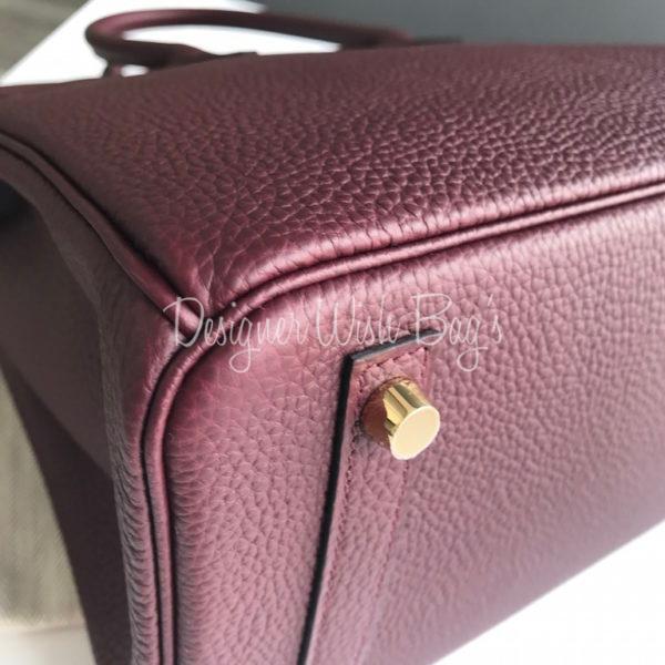 26aac6be1b Hermès Birkin 30 Burgundy Brand New! -