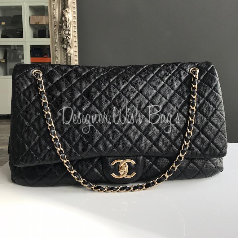 Chanel Xxl Timeless Flap Bag