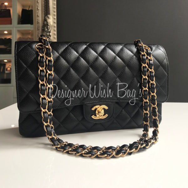 7ec7ff90897c Chanel Timeless Medium Black Caviar. IMG_4958. IMG_4934. IMG_4935