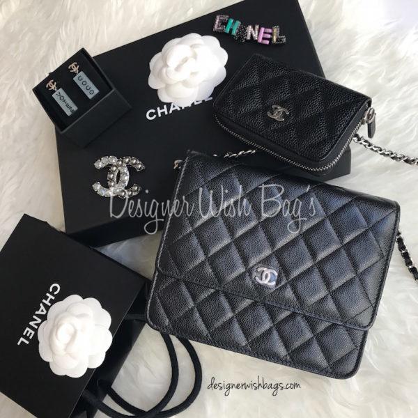 e082da81f353 New Chanel WOC Square Black Caviar. IMG 6746. IMG 6763. IMG 6743. IMG 6846