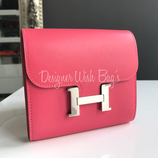 6f4a1cf2fb9e Hermès Constance Compact Wallet. IMG 7375. IMG 7377. IMG 7351