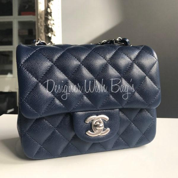 5b701173592a31 Chanel Mini Blue Navy – Brand New! IMG_0481. IMG_0482. IMG_0470