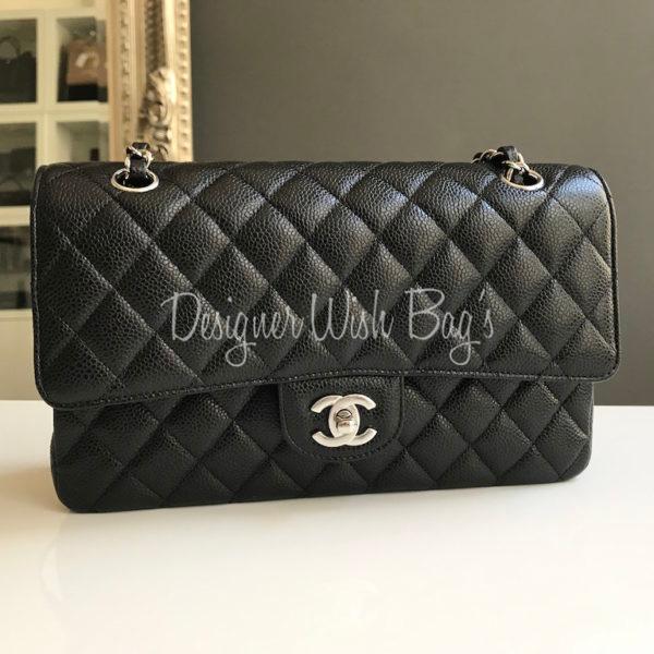 392154cf1b29 Chanel Timeless Medium Black caviar SHW – New! IMG_2515. IMG_2517. IMG_0590