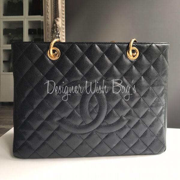 5d9cc66dba2881 Chanel GST Black Caviar GHW. IMG_1204. IMG_1134. IMG_1137