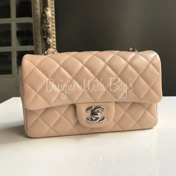 6fee8ad4cd8d Chanel Mini Rectangular Nude Caviar. IMG_1183. IMG_1158. IMG_1163