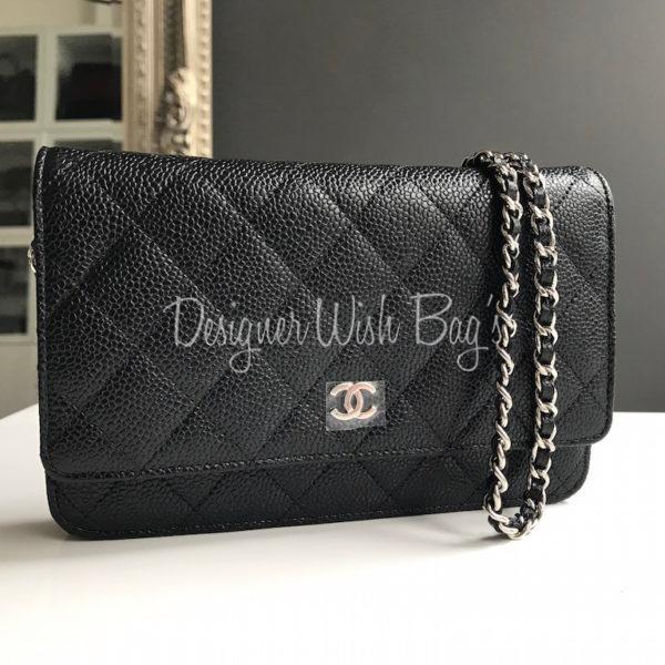 48acbd137da6 Chanel WOC Black Caviar SHW. IMG_1306. IMG_1307. IMG_1296