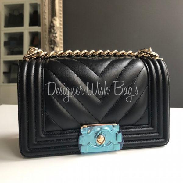 beaaa94bff9271 Chanel Boy Black Chevron GHW Small. IMG_1685. IMG_1686. IMG_1669
