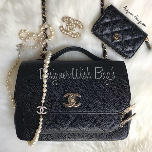 995c7b91fdbc Chanel Affinity Top Handle Bag -
