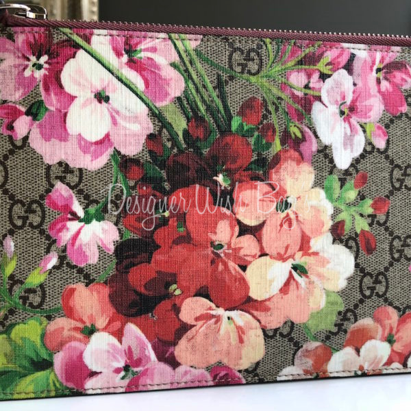 Gucci Flowers Clutch