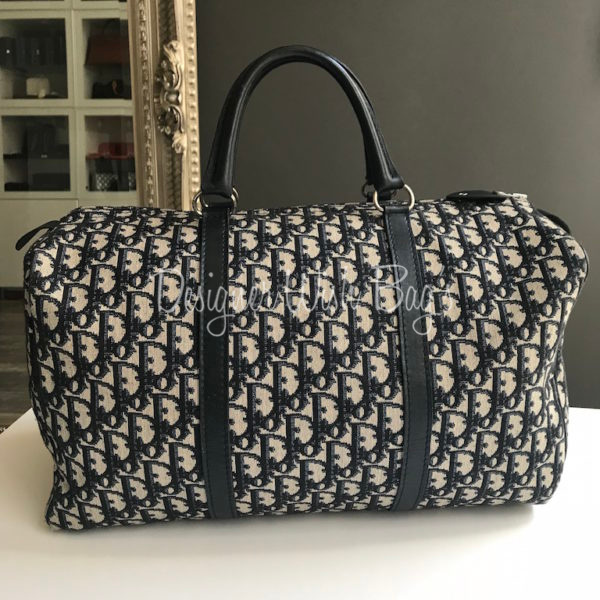 Dior Vintage Monogram Bag Img 5560 5559 5541