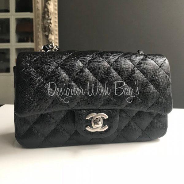 89f922ff9fe8a4 Brand New Chanel Mini Black Caviar. IMG_6518. IMG_6502. IMG_6504