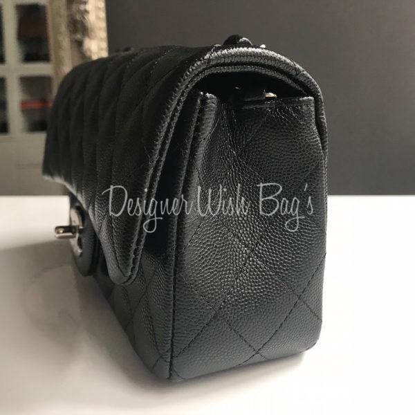 5a221c224d04b Brand New Chanel Mini Black Caviar -