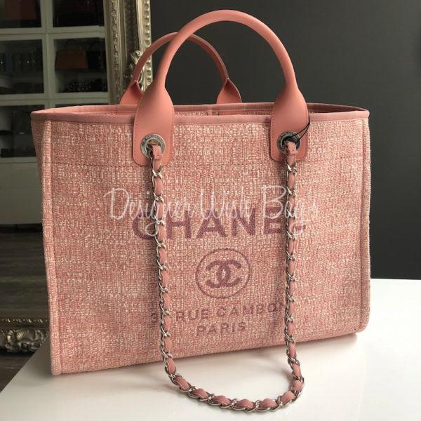 523fa48efc00 Chanel Deauville Pink Medium – New! IMG_1403. IMG_1404. IMG_1411