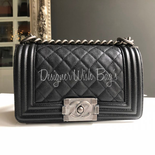 42e15e40c26123 Chanel Boy Small Black Caviar NEW. IMG_2549. IMG_2537. IMG_2538