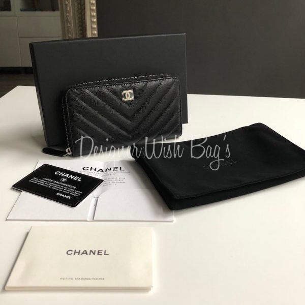 239475556230 Chanel Medium Zip Wallet Size | Stanford Center for Opportunity ...