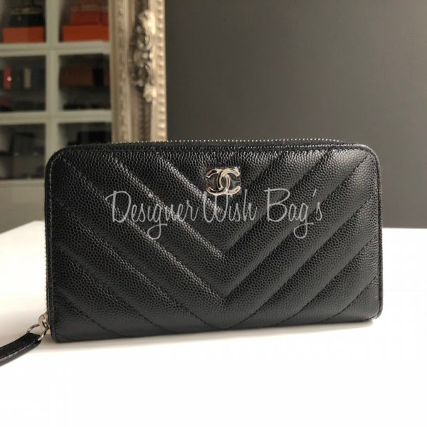 75a07cad60b151 Chanel Classic Zip Wallet Small-Medium. IMG_4324. IMG_4325. IMG_4316